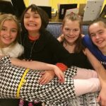 Penny's friends celebrate her on her 11th birthday