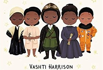 Two Great Books for Kids about Women of Color