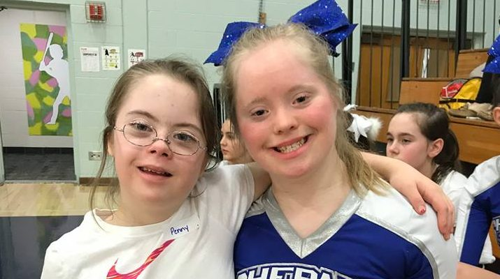 My Daughter with Down Syndrome Finds a Mentor