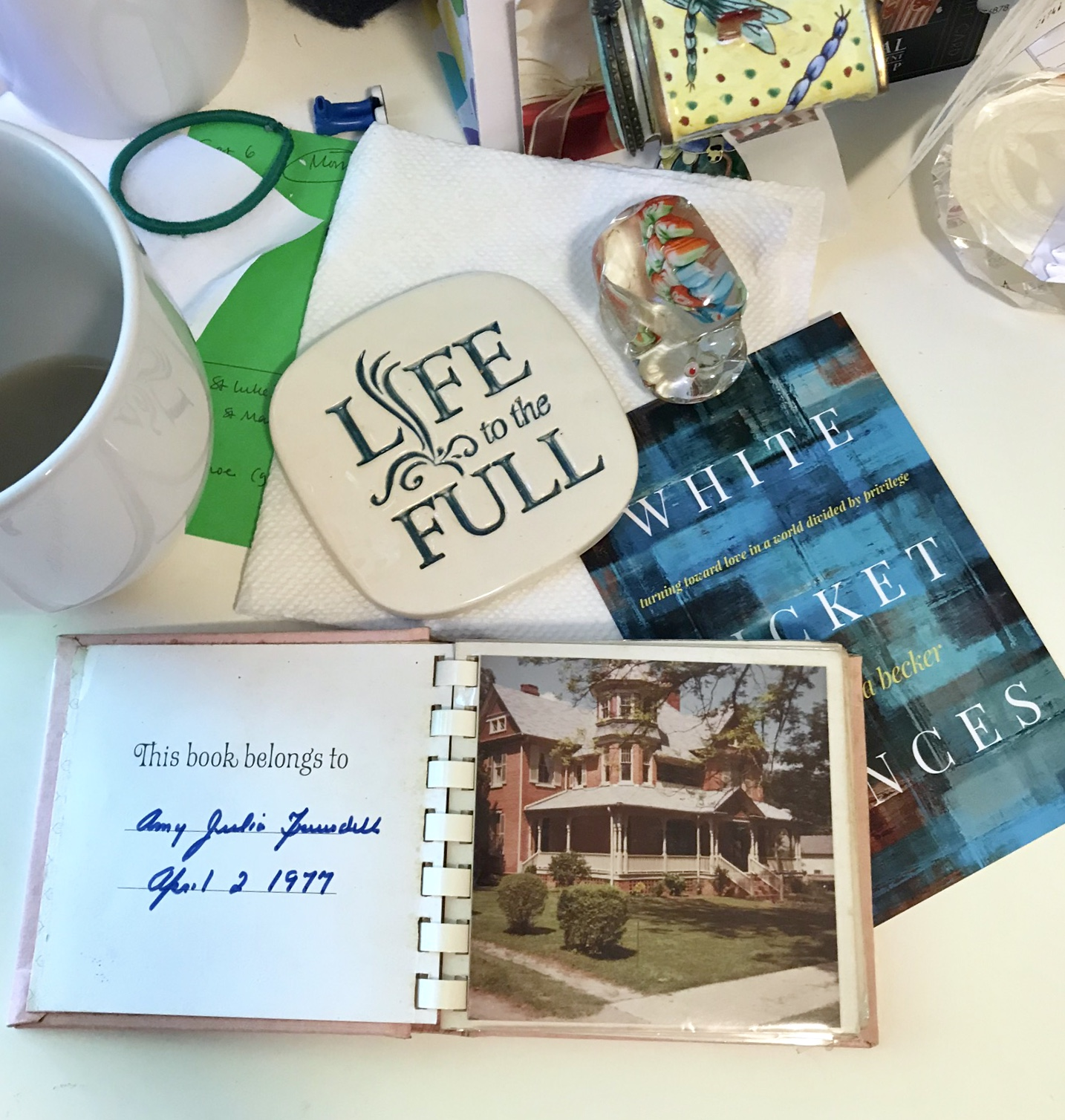White Picket Fences Discussion Guides Are Here!
