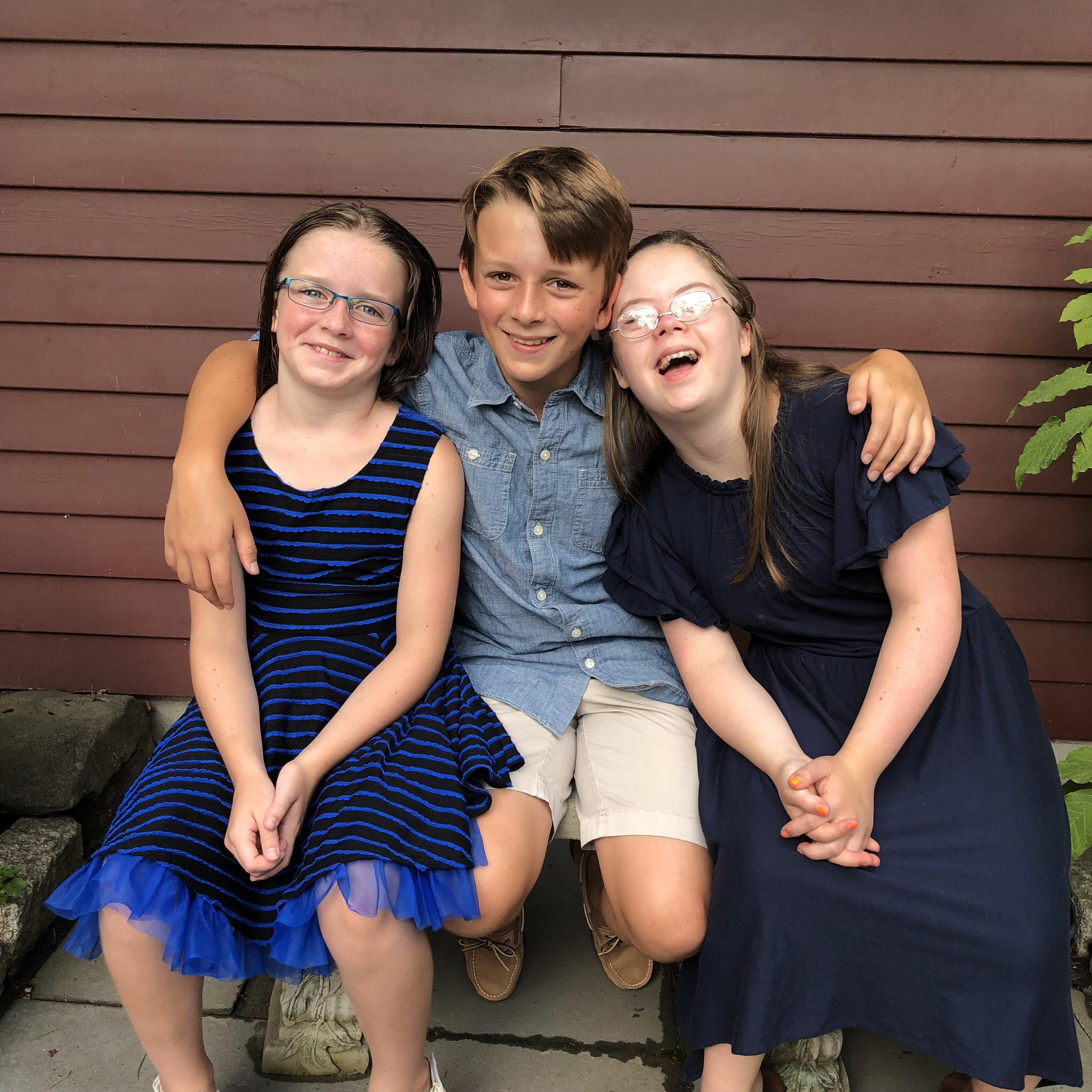 Back to School for the Becker Family – Fall 2019