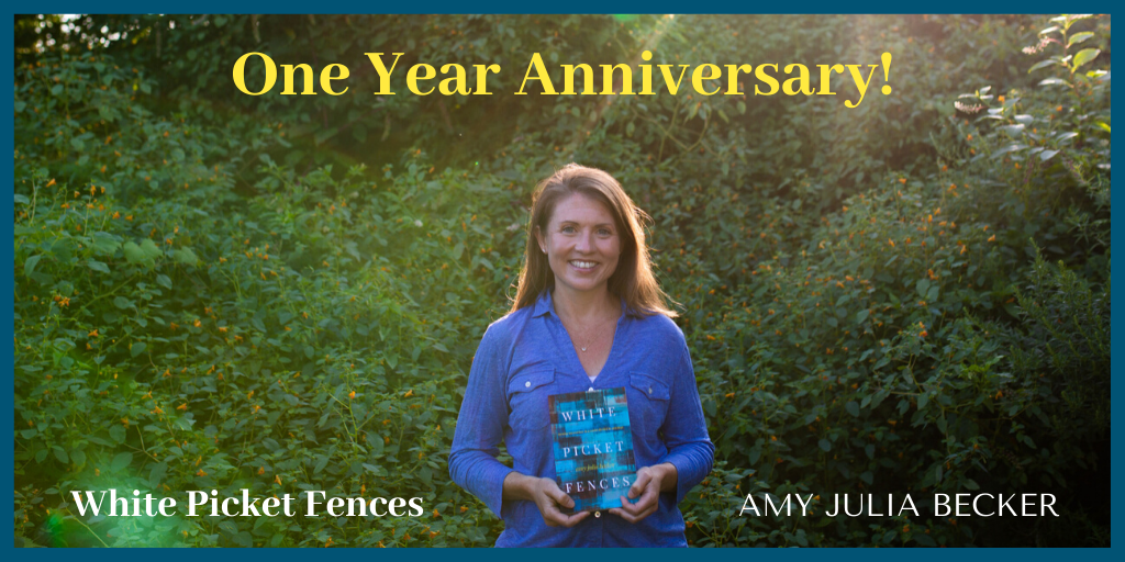 Celebrating 1 Year Anniversary of White Picket Fences!