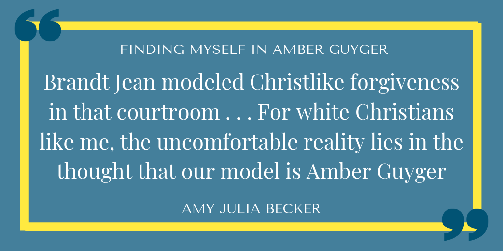 Finding Myself in Amber Guyger