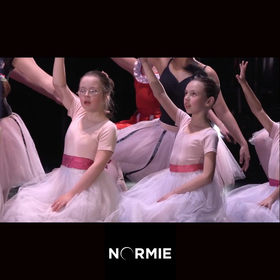 normie ballet scene