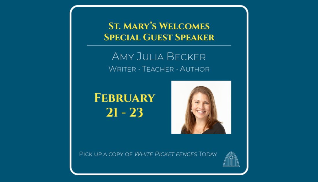 St. Mary's Episcopal Church Event