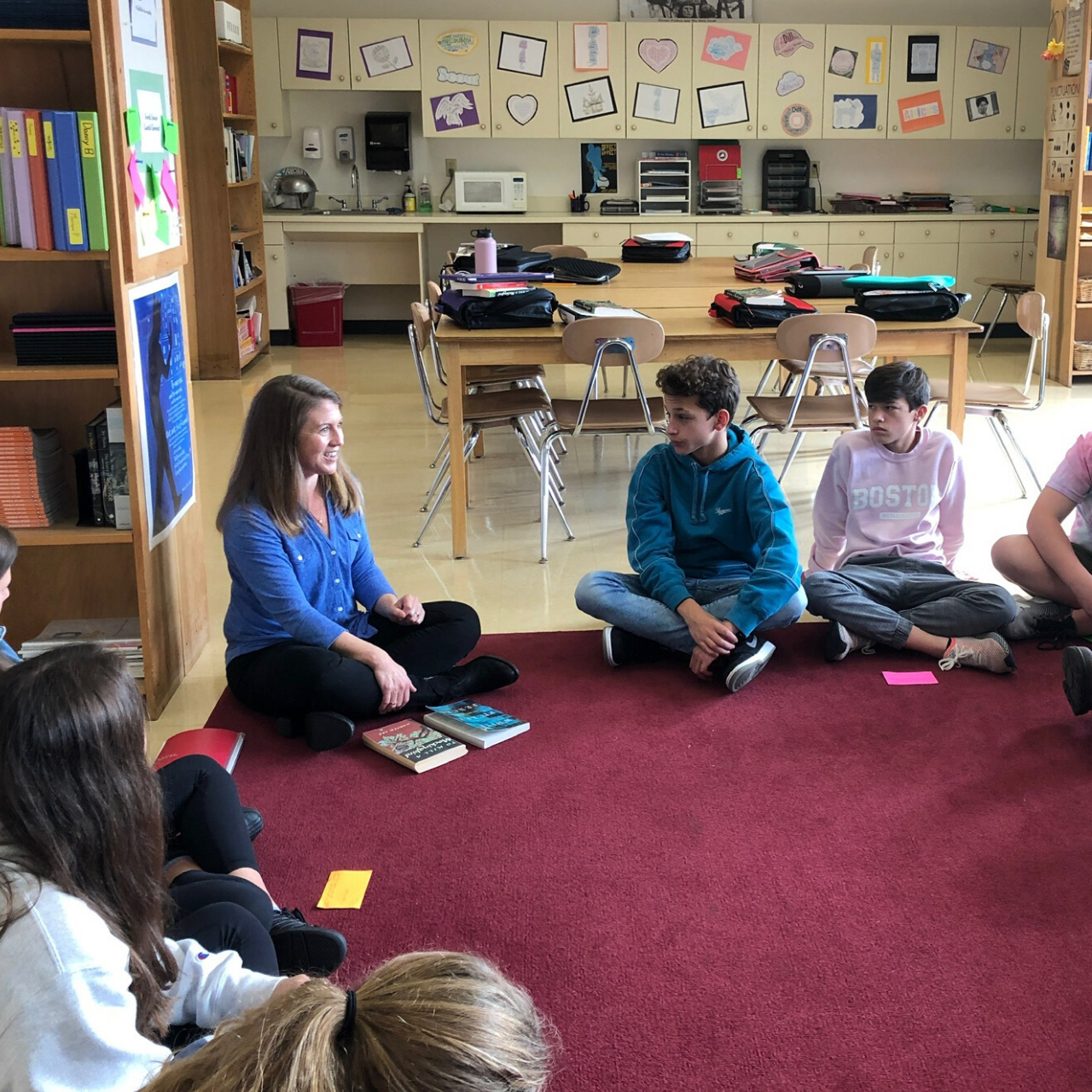 Classroom Conversations: To Kill a Mockingbird and the Discussion of Privilege