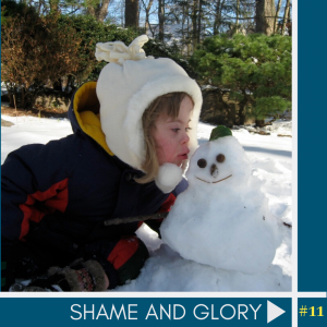 shame and glory