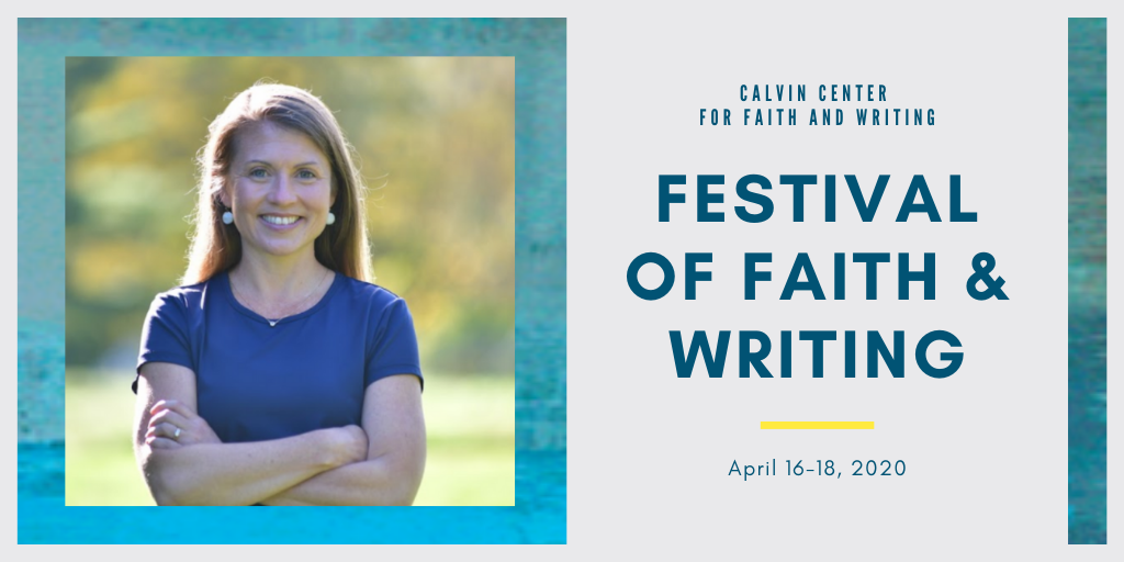 speaking at festival of faith and writing
