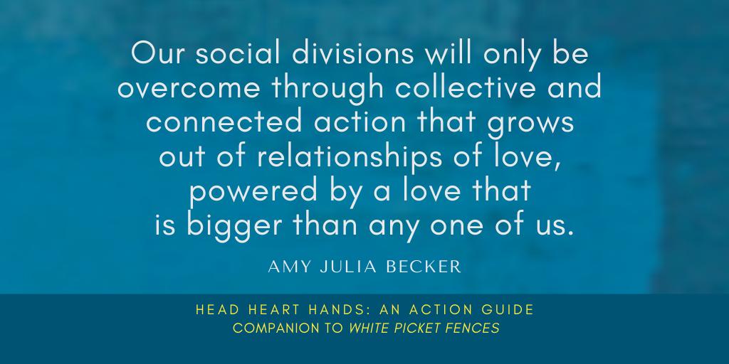 Overcoming social divisions
