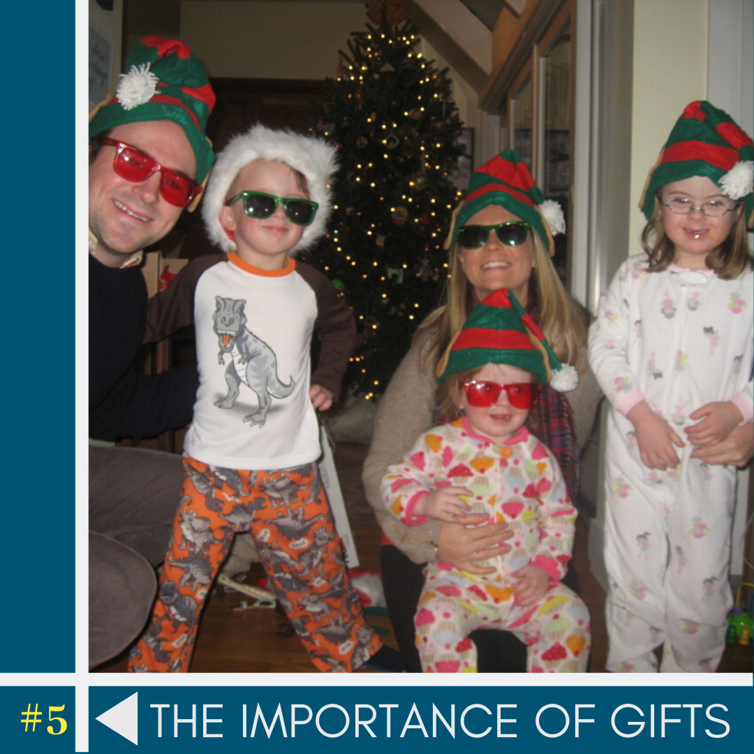 #5: The Importance of Gifts