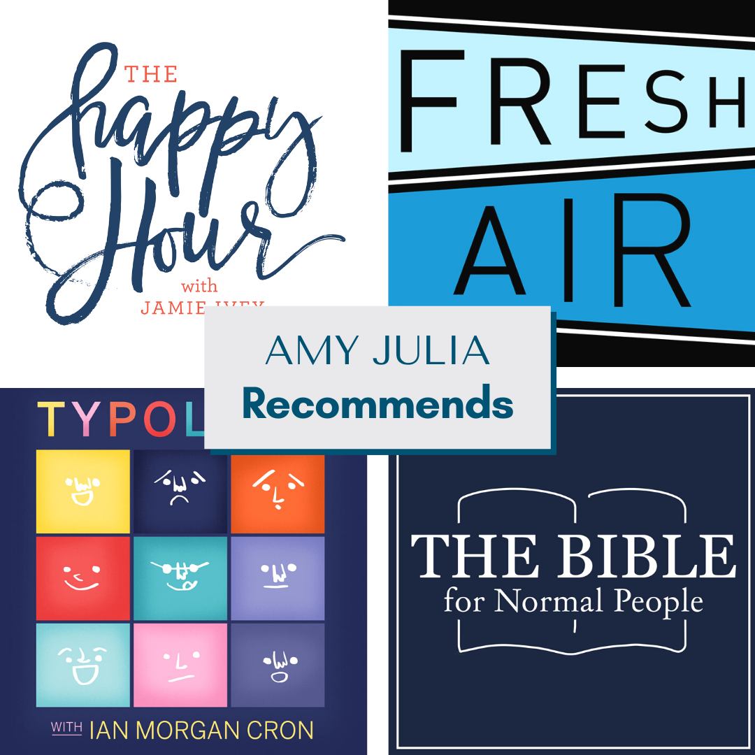 AJB Recommends: Faith and Family Podcasts