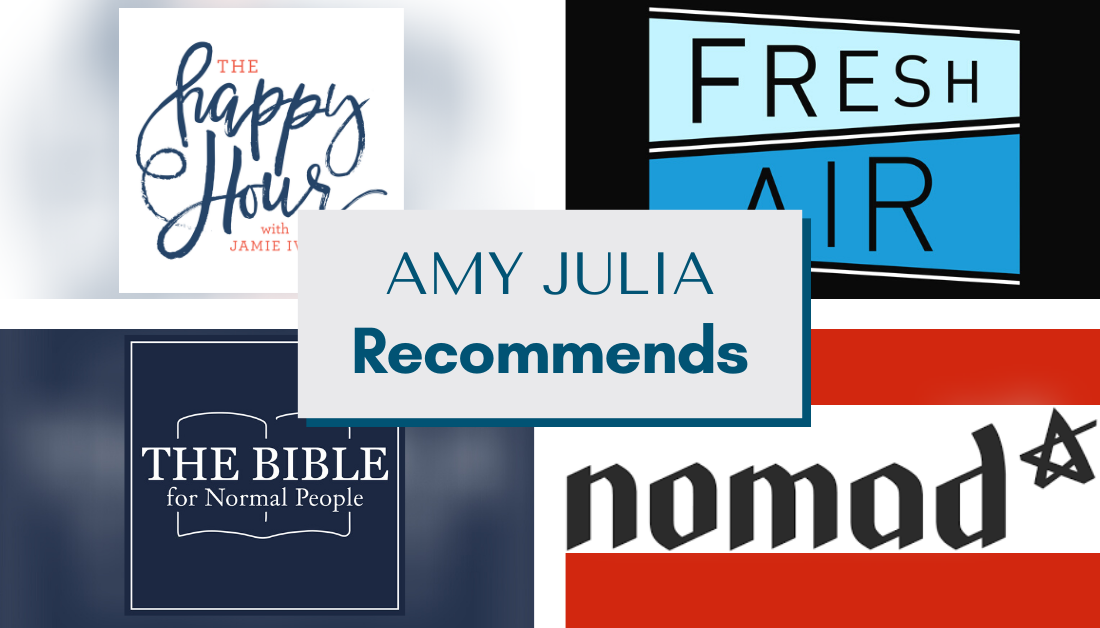 Amy Julia Recommends Faith and Family