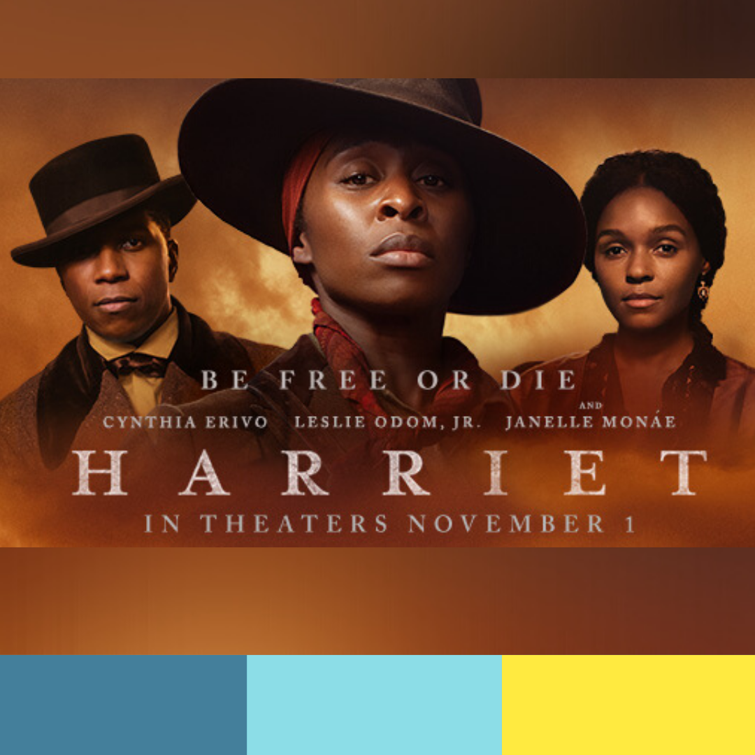 Harriet: Hope in the Face of Oppression