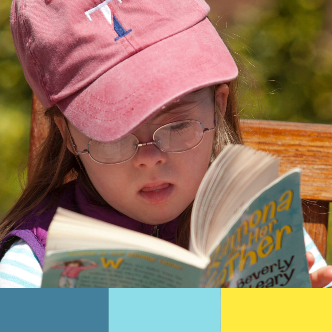 Four Tips on Teaching Your Child with Down Syndrome to Read