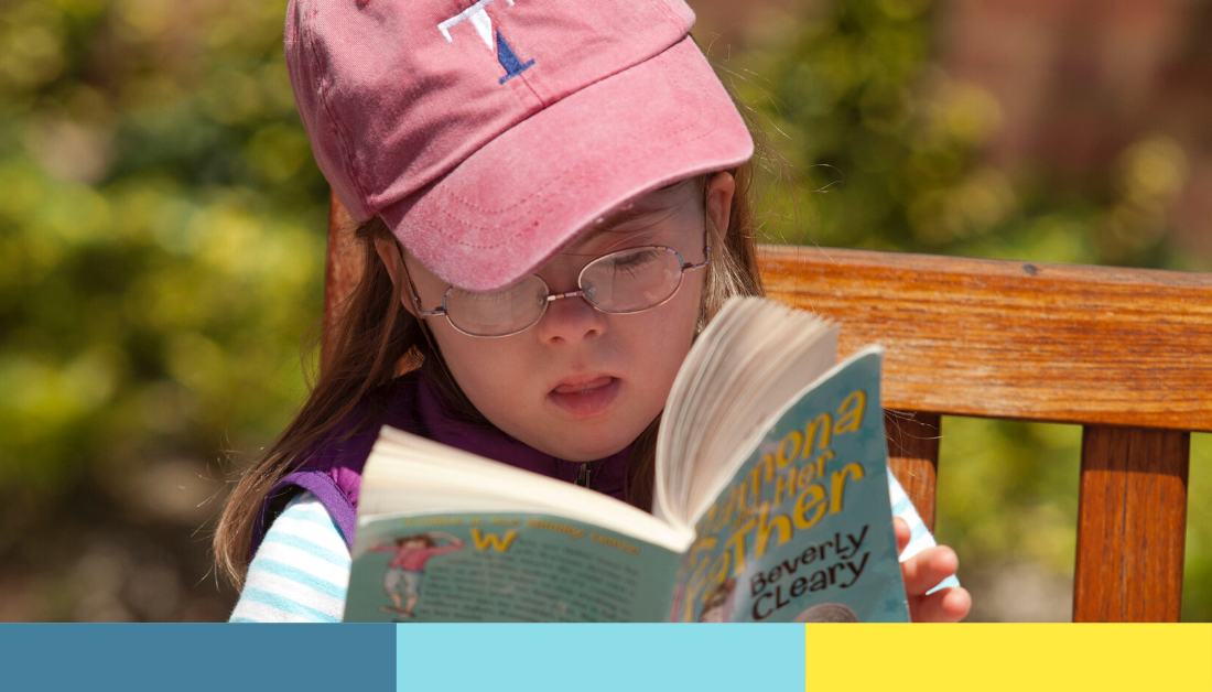 Teaching Your Child with Down Syndrome to Read