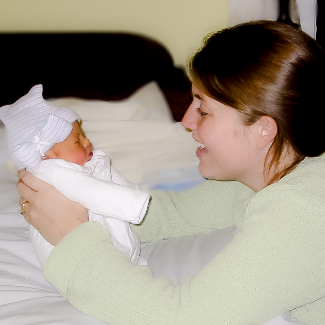 What Having a Baby with Down Syndrome Taught Me About Distraction, Fear, and Love