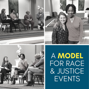 Model for Race and Justice Events