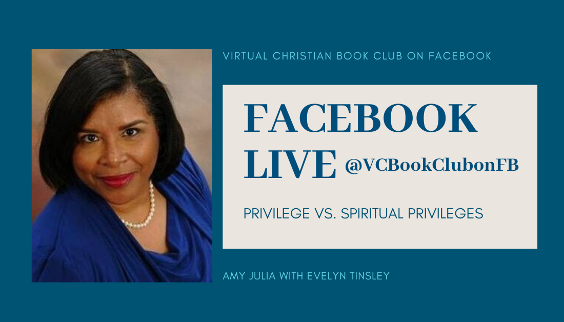 Facebook Live with Evelyn Tinsley