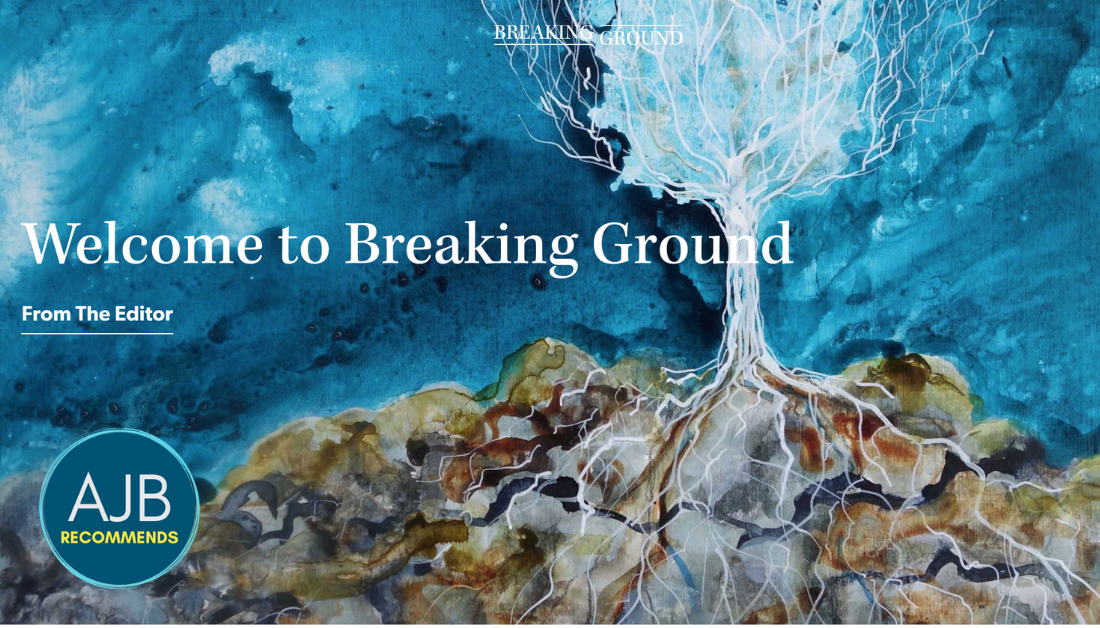 AJB Recommends Breaking Ground