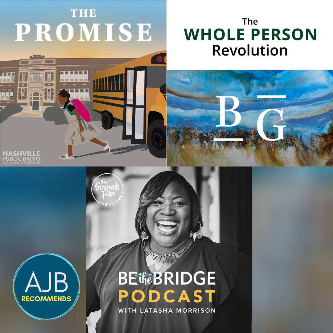 AJB Recommends: Three Podcast Episodes About Addressing Racism