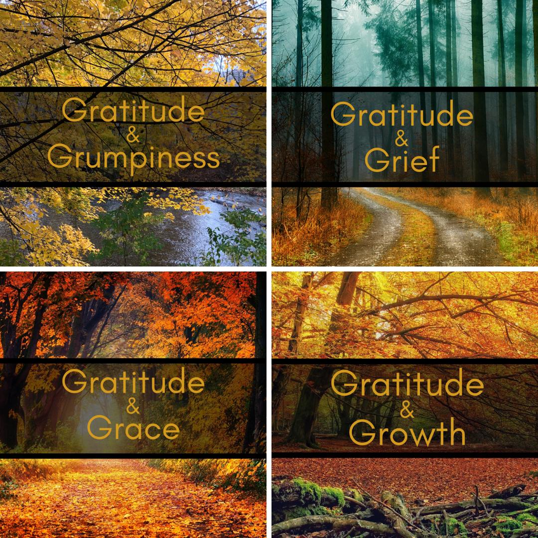 A Series on Gratitude