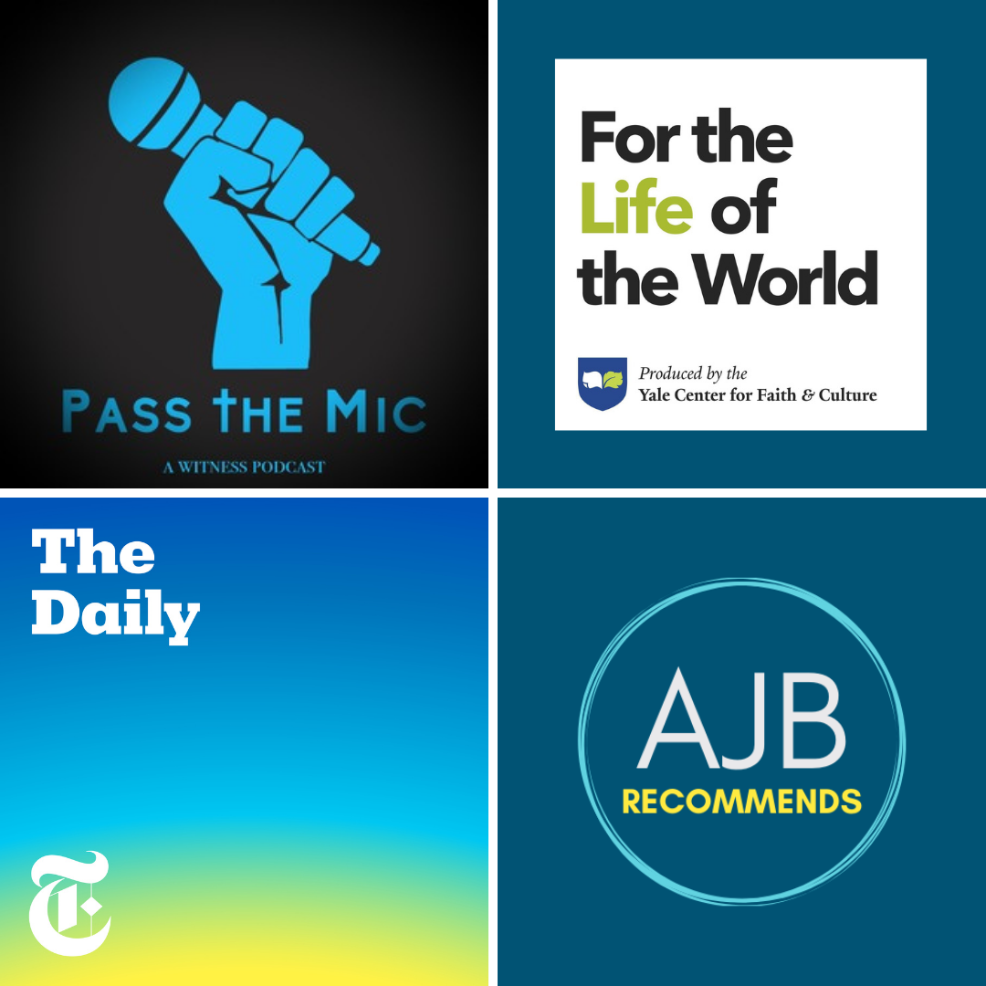 AJB Recommends: Podcasts Processing the Election