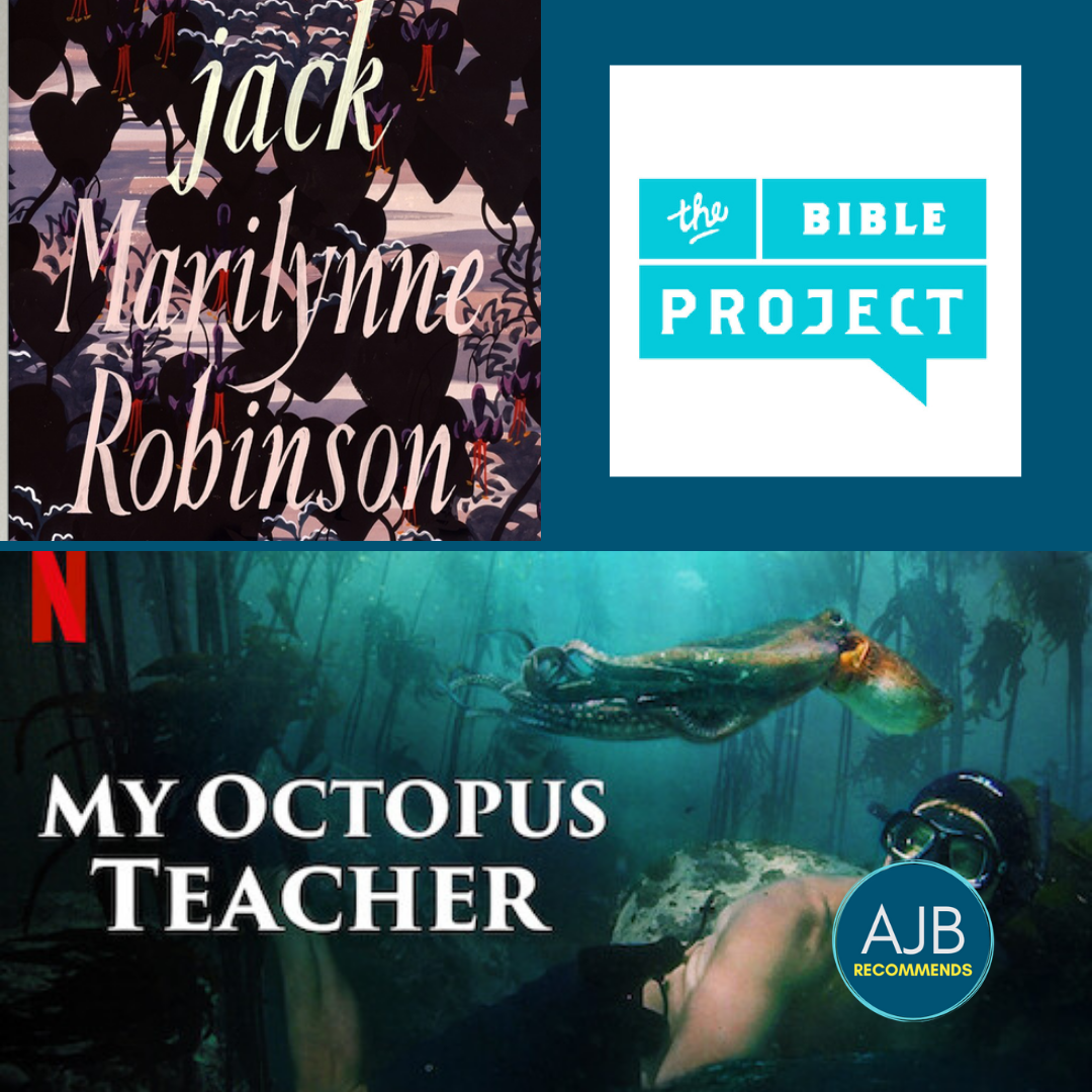 AJB Recommends: Three Things That Have Brought Me Peace This Week