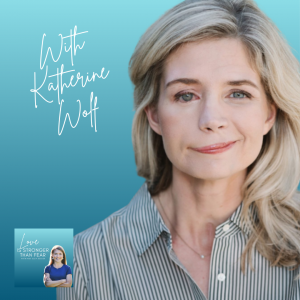how brokenness brings healing with Katherine Wolf