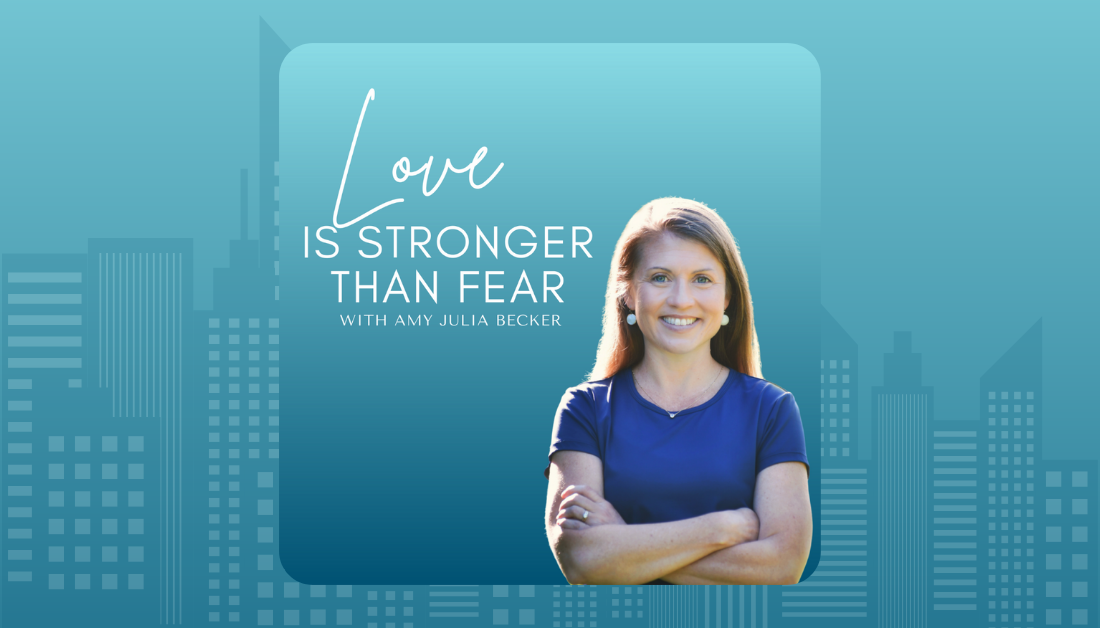 Season 4 of podcast Love Is Stronger Than Fear