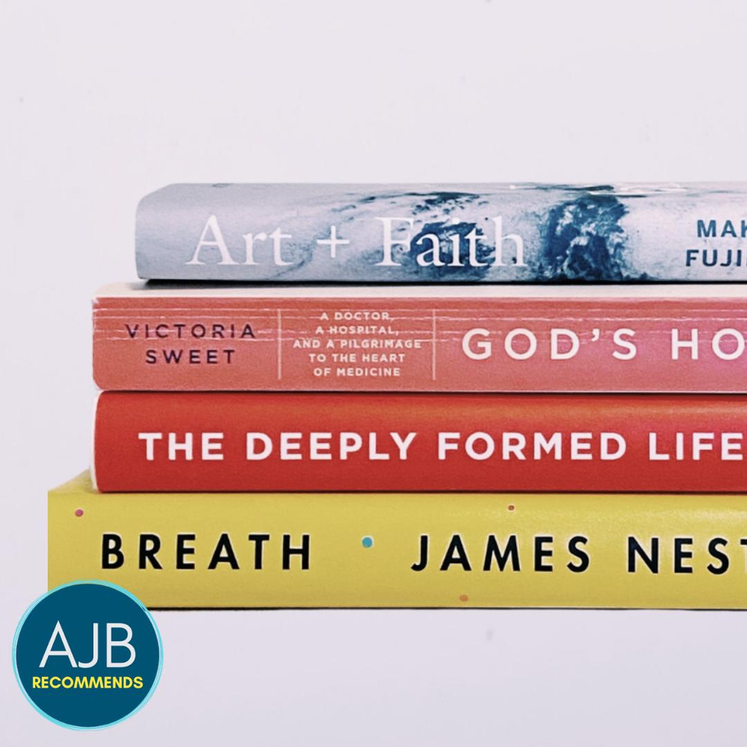 7 Non-Fiction Books I'm Reading in 2021
