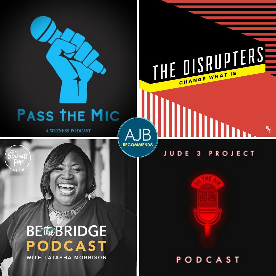 AJB Recommends: Podcasts for Understanding the Black Experience