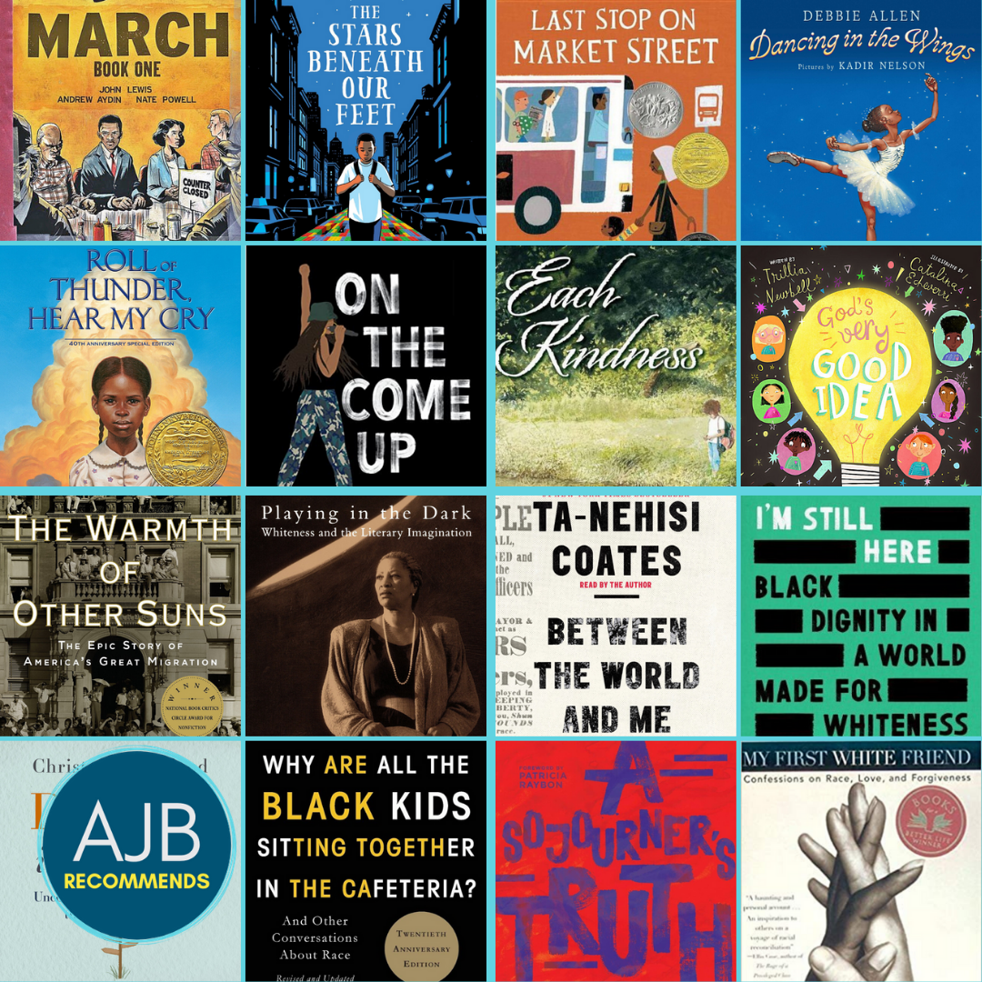 AJB Recommends: Resources for Black History Month