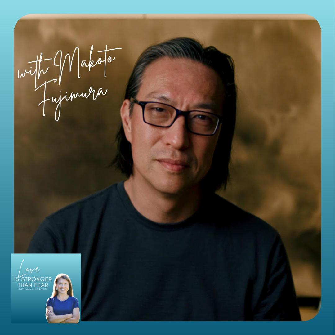 S4 E11 | Making Art in a Broken World with Makoto Fujimura