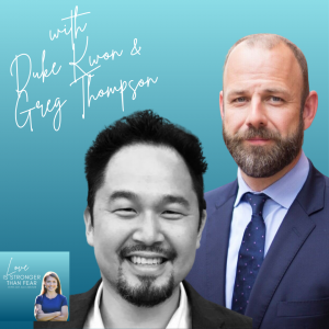 podcast episode about reparations with Duke Kwon and Greg Thompson