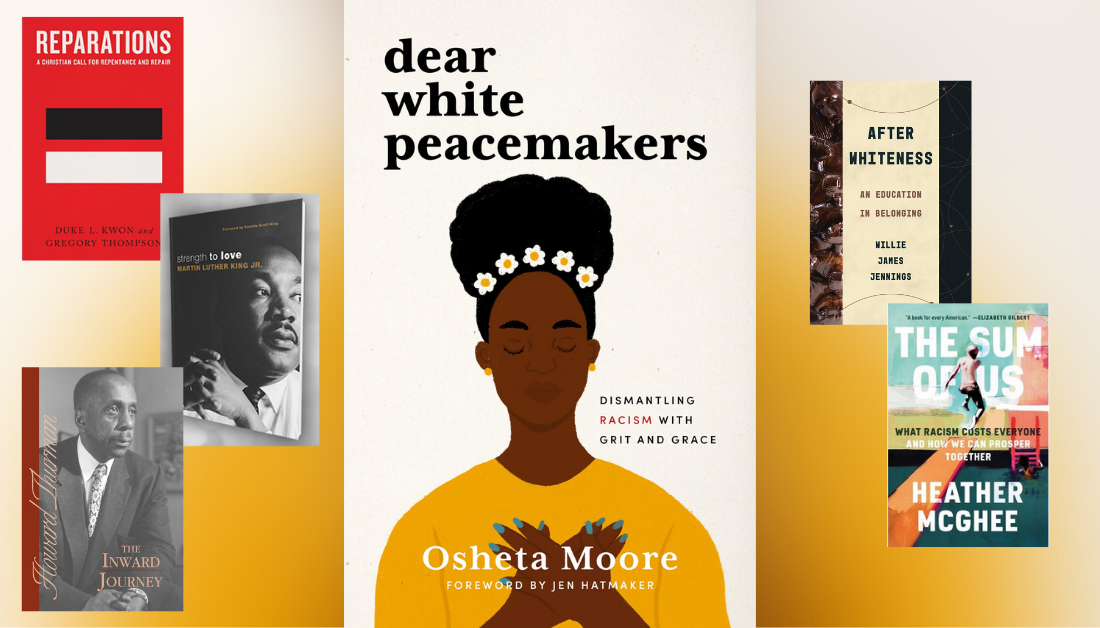 AJB recommends books about race and justice