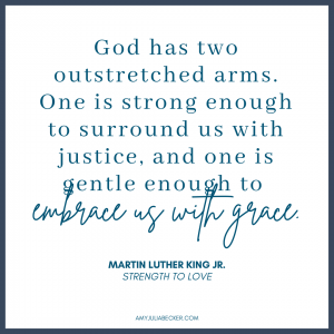 quote by Martin Luther King Jr. in his book Strength to Love