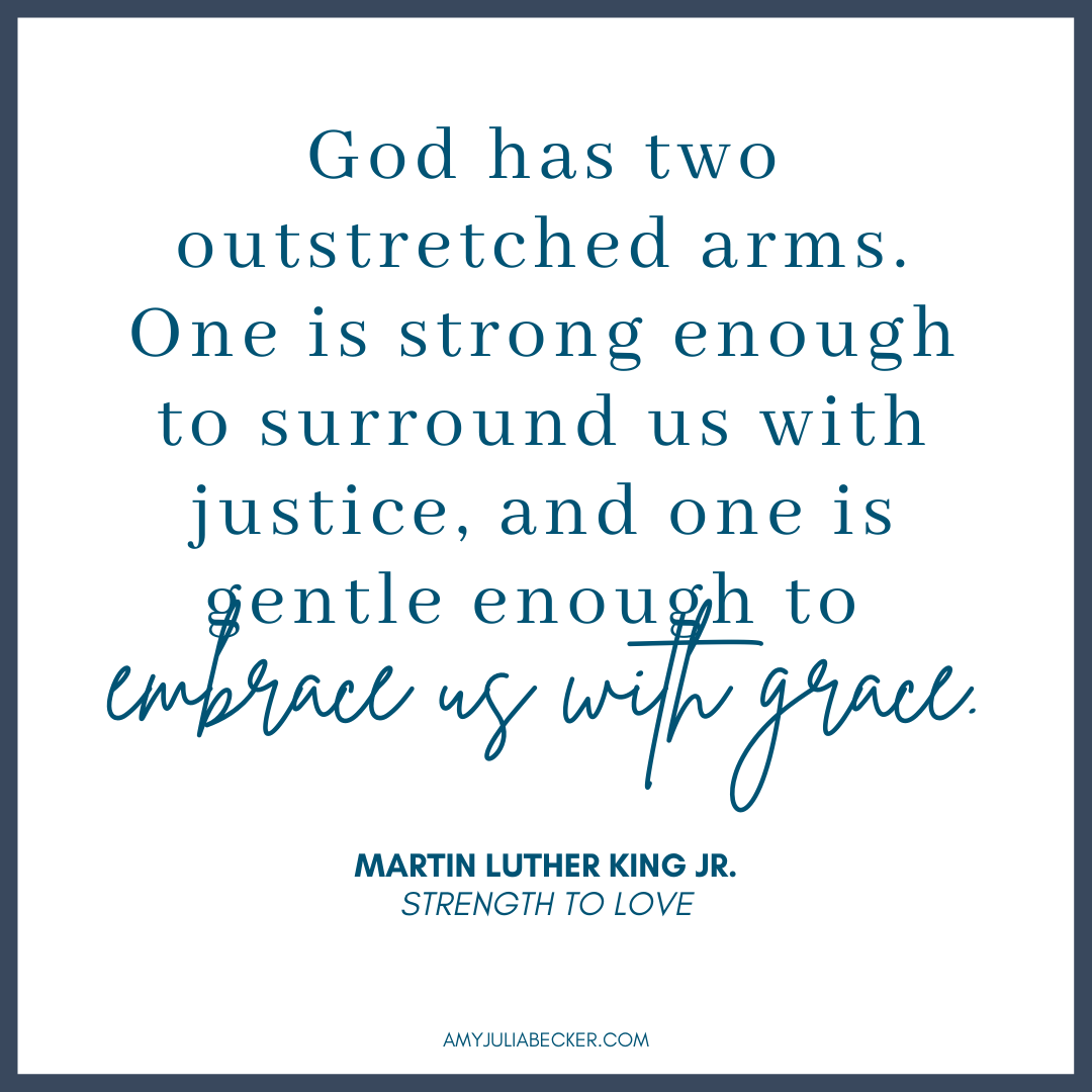 Strength to Love: Words of Hope and Challenge