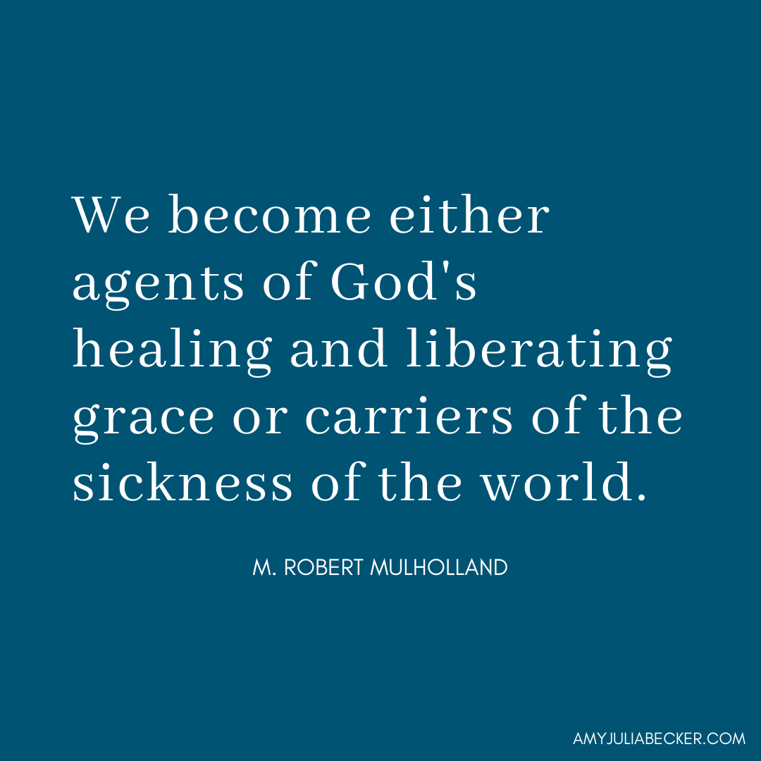 Agents of God's Healing and Grace
