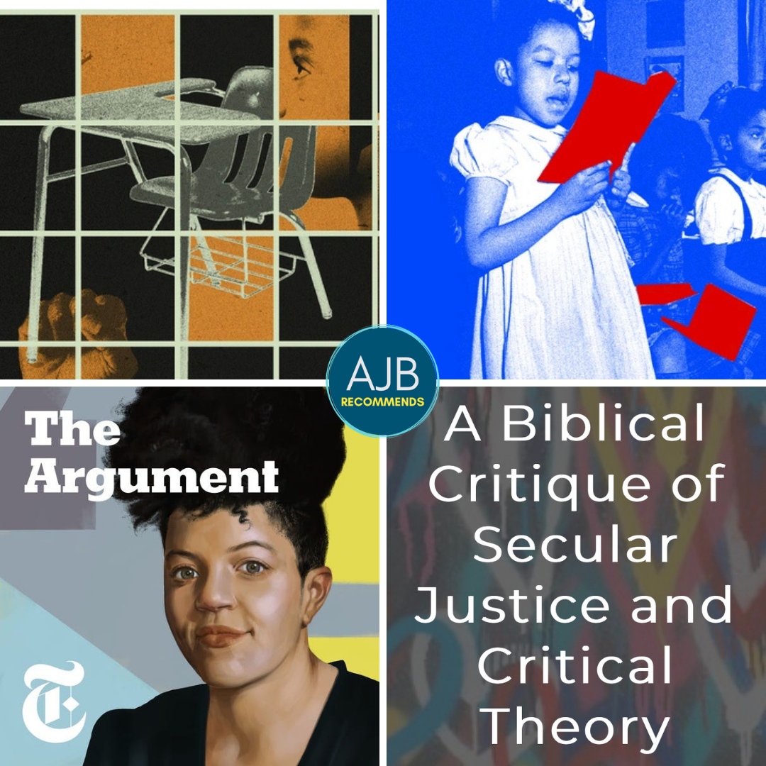 Read more about the article AJB Recommends: Resources About Critical Race Theory