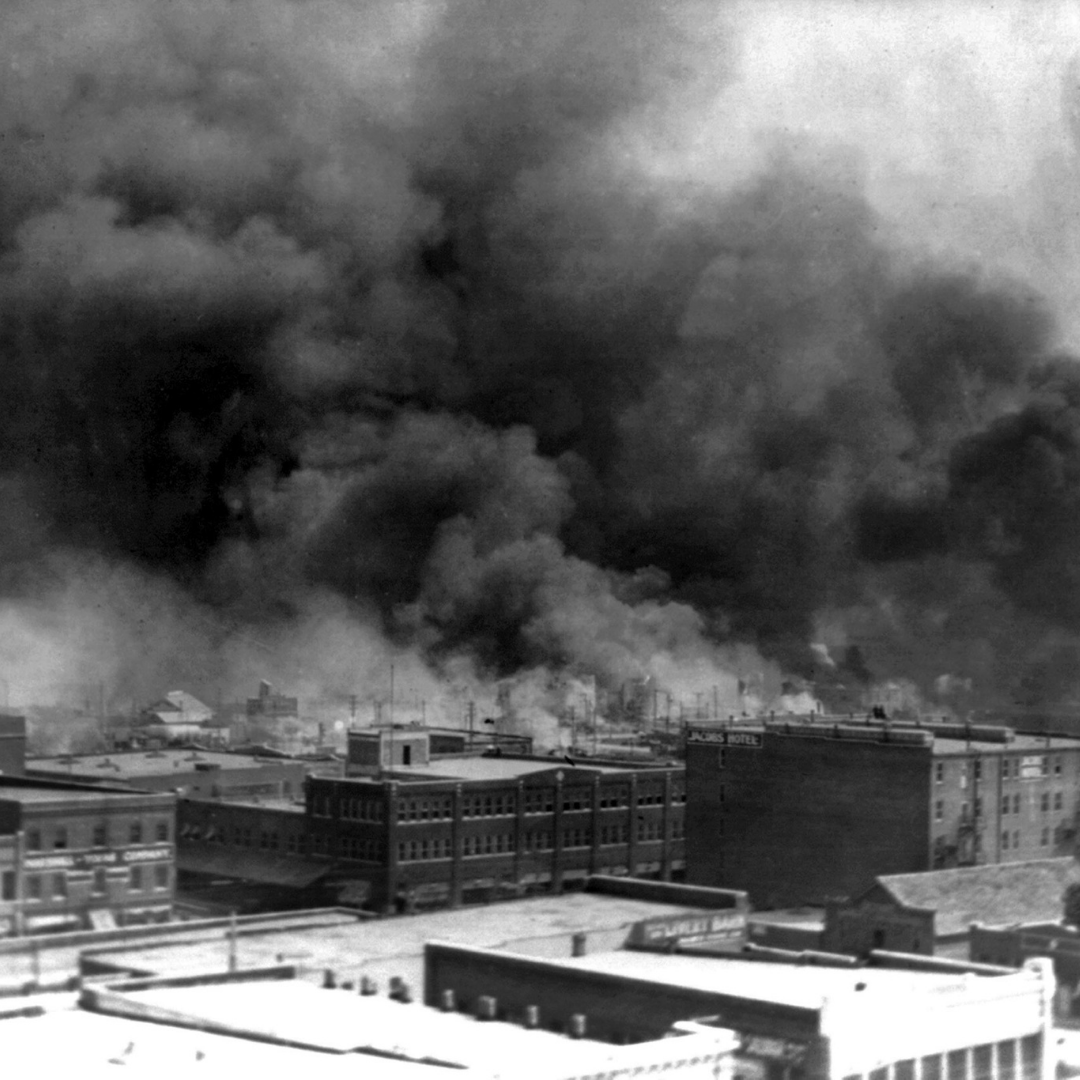 Read more about the article Remembering the Tulsa Race Massacre 100 Years Later