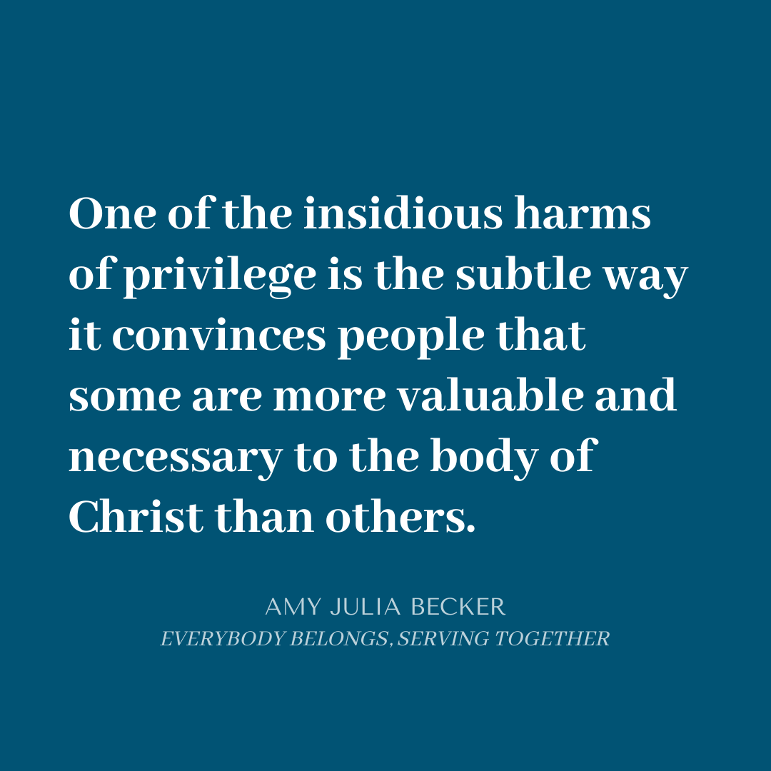 Read more about the article The Hidden Impact of Abled Privilege in the Church | Faithward