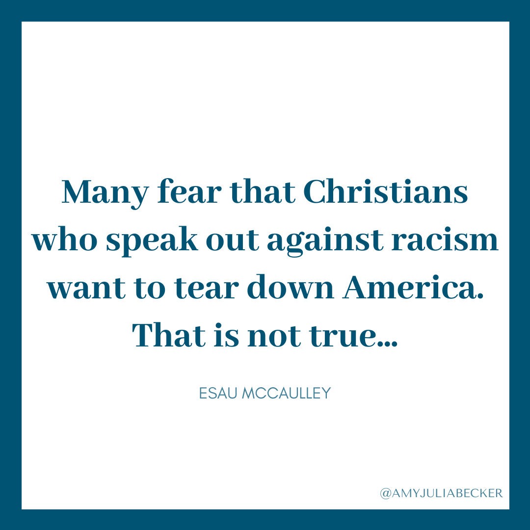Read more about the article Why Christians Must Fight Systemic Racism: NYT Essay by Esau McCaulley