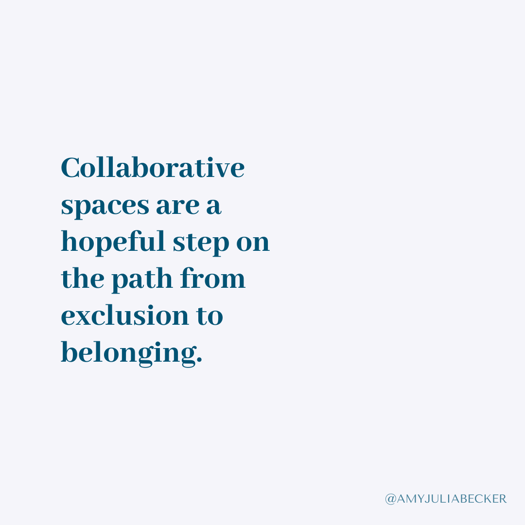 Read more about the article Collaborative Spaces: One Step Between Exclusion and Belonging