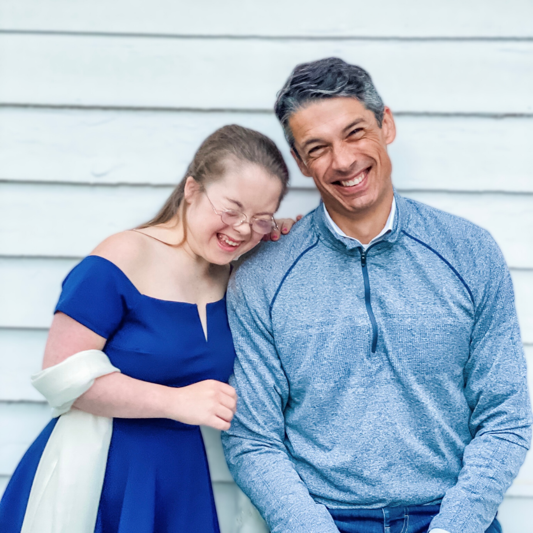 Read more about the article Down Syndrome Awareness Month: The Apple Doesn't Fall From the Tree